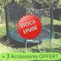 Trampoline 430 (Taille XL) +Accessoires Offert
