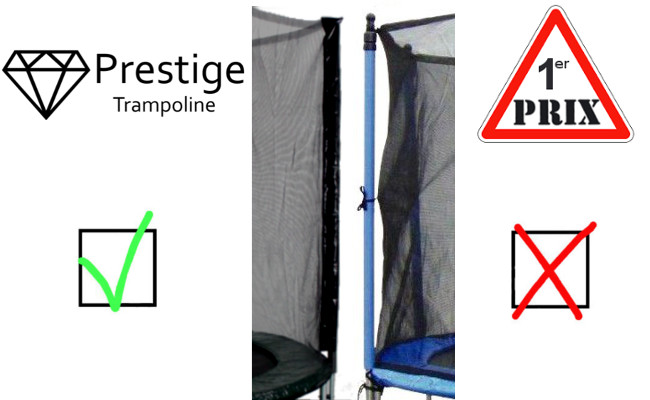 Trampoline 145 (Taille S)